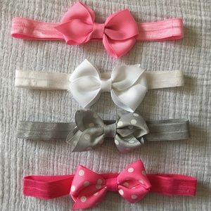 Other - 6 girls head wraps